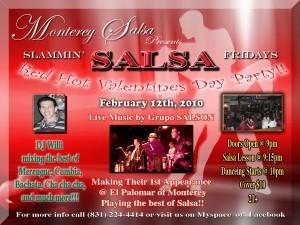 Salson Salsa February 12